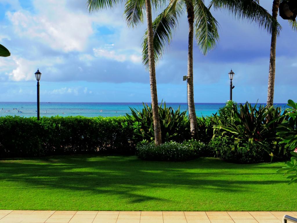 ハワイ式場