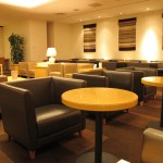 New CHITOSE Airport lounge.